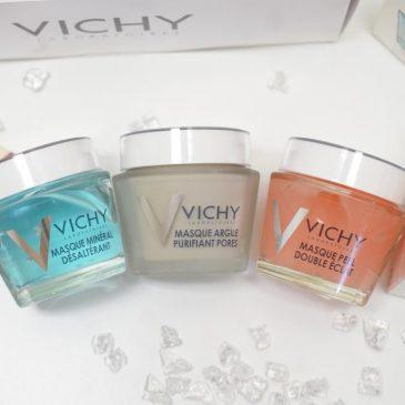 Vichy – nouveaux masques minéraux
